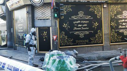 Inbrekers stelen via gat in muur voor 300.000 euro aan sieraden bij Antwerpse juwelier