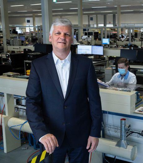 Sons elektronicaconcern Neways ziet herstel autoindustrie; chipstekort remt omzetgroei