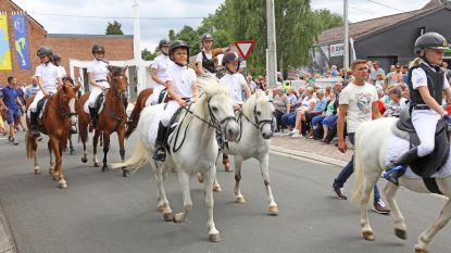 Duizenden bezoekers voor 115de Paardenprocessie