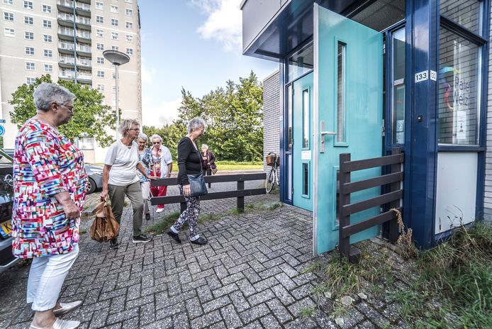 Wijkcentrum De Vlieger sluit per 1 september.