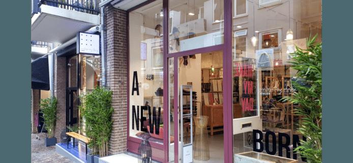 De derde winkel van Make My Day in de Stikke Hezelstraat in Nijmegen
