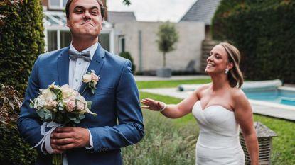 Huwelijksfotografen maken liefdesbriefvideo's voor koppels