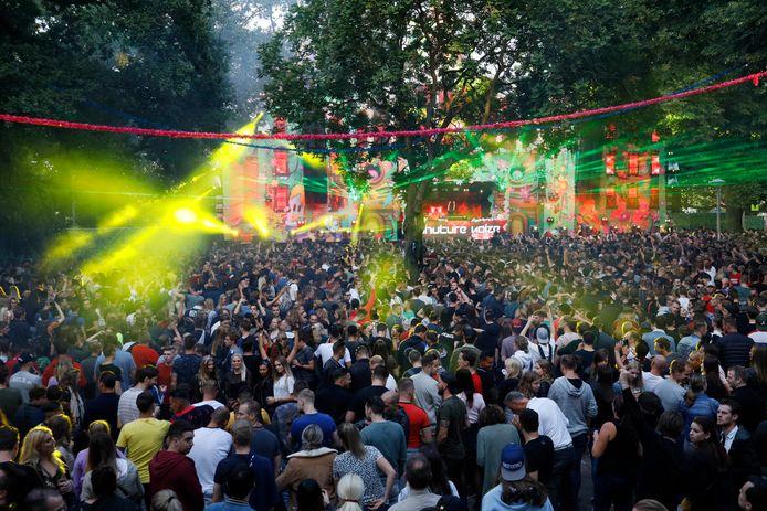 Foto van de zomerfeesten in 2019
