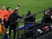 Mouscron l'emporte à Saint-Trond, Jorge  Simao expulsé après un accrochage avec... son attaquant Da Costa