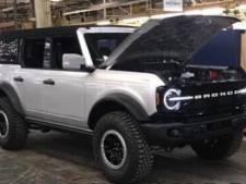 Ford wekt 'omstreden model' Bronco weer tot leven