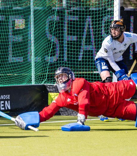 Kraker voor HC Tilburg in ouverture, Brabants onderonsje HC Den Bosch
