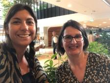Zieke Dominique krijgt een ongelooflijk geschenk van Jolanda: 'Begin van een nieuw leven voor mij'