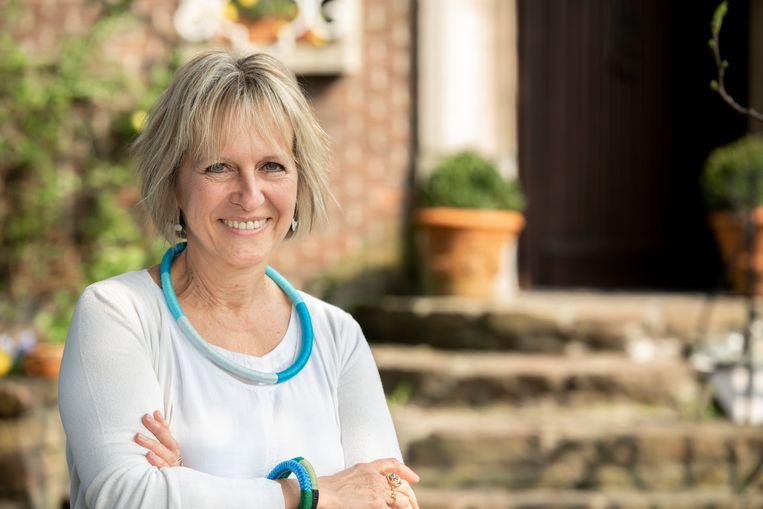 Kathy Lindekens Beeld Dieter Bacquaert