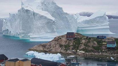 Plots passeert er een ijsberg voor je raam