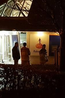 Video   Getuige filmt plofkraak bij Rabo Colmschate Deventer