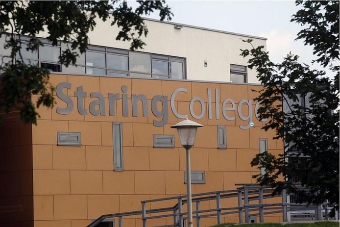 Staring College in Lochem.