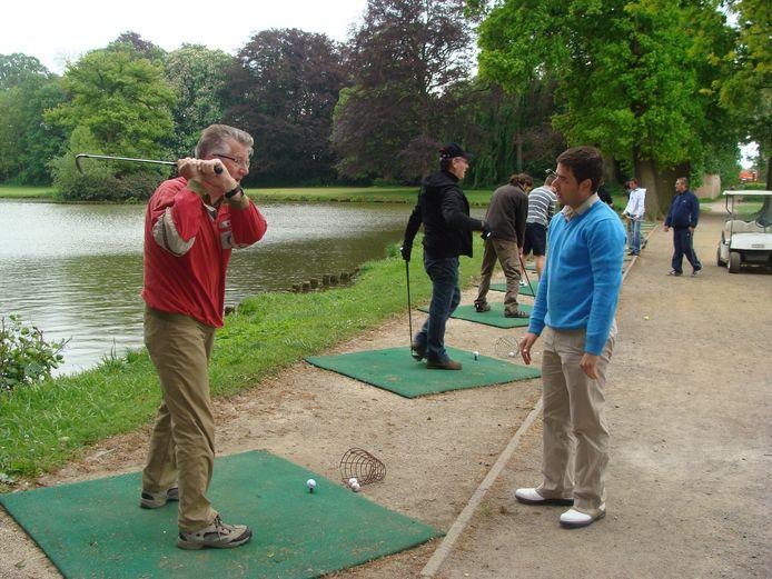De Winge Golf & Country Club organiseerde in het verleden ook al initiaties voor mensen met een beperking.