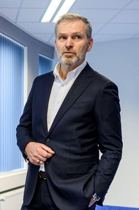 """Bestuurder Jan den Boon van ziekenhuis MST: """"Zoals hulpdiensten worden belaagd, is nu ook het ziekenhuis aan de beurt. Het is triest""""."""