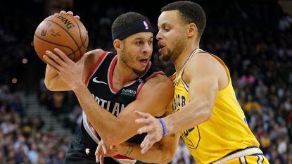 VIDEO. Balverlies Stephen Curry leidt verrassende nederlaag Warriors in