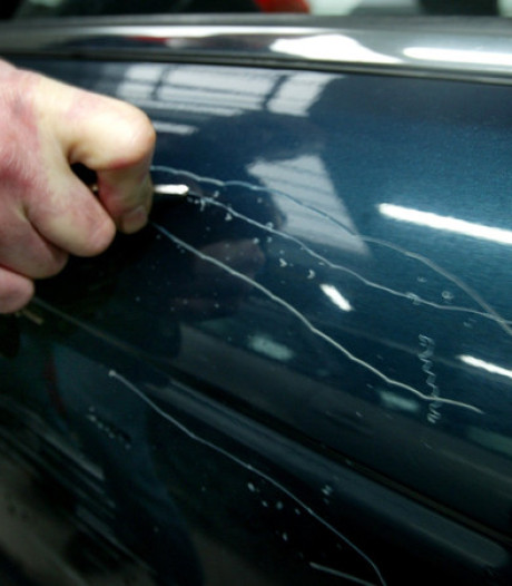 In deze gemeentes loop je het grootste risico op autovandalisme