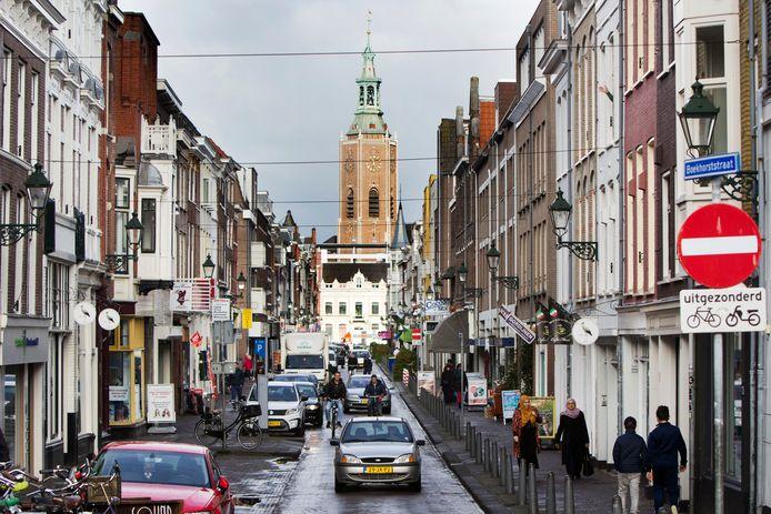 De Boekhorststraat.