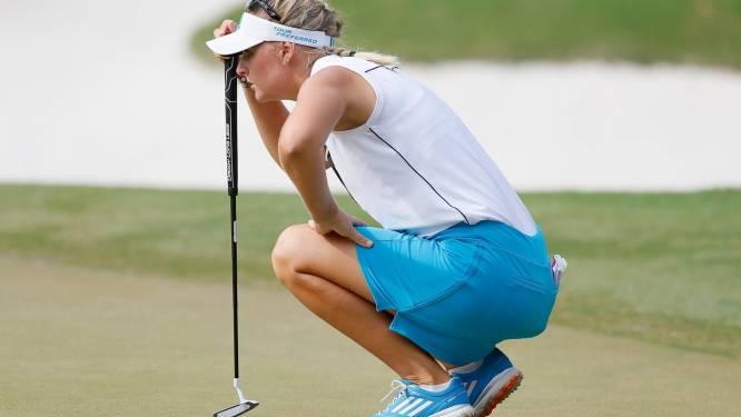 Anna Nordqvist leidt na derde ronde in Amerikaanse Mobile