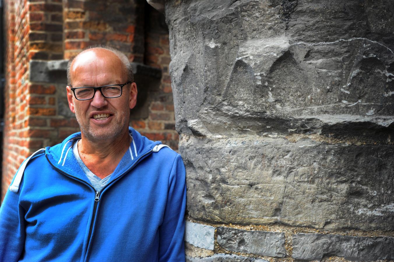 Jack van Aspert in 2015.