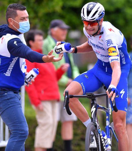 UCI grijpt in na heisa om weggooien bidon: geen directe diskwalificatie meer