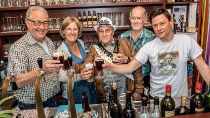 Tien brouwers serveren vijftig bieren op Krottegems Bierfeest