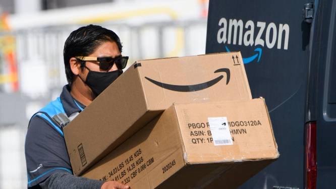 Amazon blijft hard groeien en verdriedubbelt winst