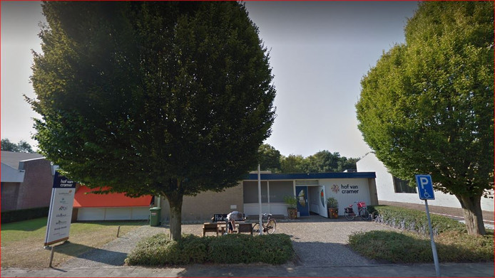 De Hof van Cramer aan de Putterweg 2d in Wapenveld.