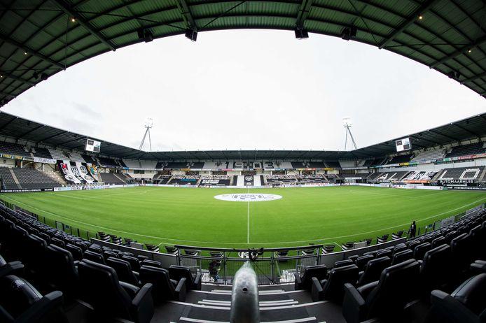 GA Eagles wijkt zaterdag uit naar Almelo voor de wedstrijd tegen Heracles.