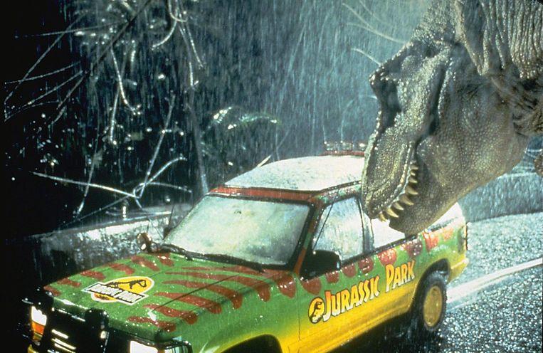 Jurassic Park Beeld