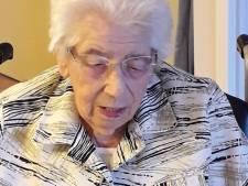 Oudste inwoonster van Boekel, Bertha van Eerdt, op 104-jarige leeftijd overleden