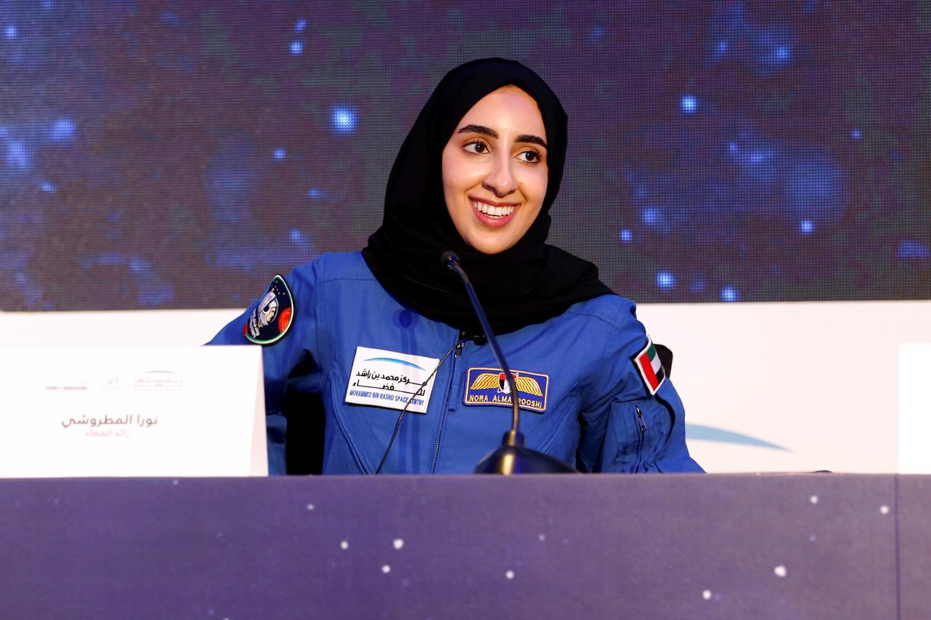 Les Émirats arabes unis ont sélectionné pour la première fois une femme pour devenir astronaute dans le cadre de son programme spatial. Il s'agit de Nora al-Matrouchi, 28 ans.