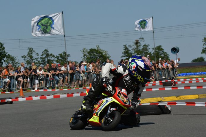 Ook dit jaar met Pinksteren geen races van AMBC Staphorst op het stratenparcours rond De Tippe.