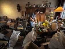 Van zeer netjes tot 25 kilo kattenpoep op zolder, Patrick Dücker uit Eindhoven ruimt huizen leeg