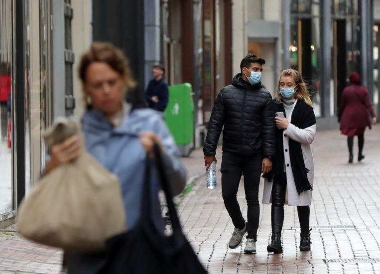 Amsterdam, oktober vorig jaar. Beeld Reuters
