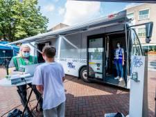 Nog niet gevaccineerd? Prikbus rijdt deze week door gemeente Molenlanden