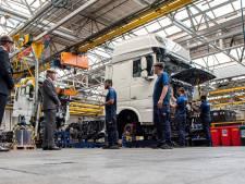Nieuwe productieverhoging brengt DAF bijna terug op niveau van voor corona