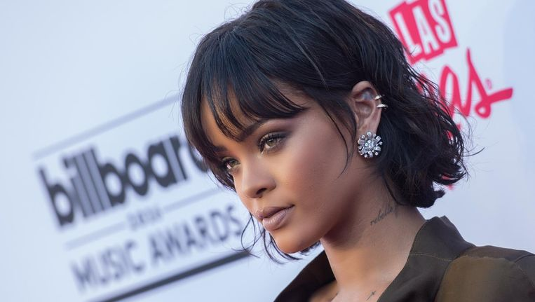 Een korte lob à la Rihanna heeft een afslankend effect