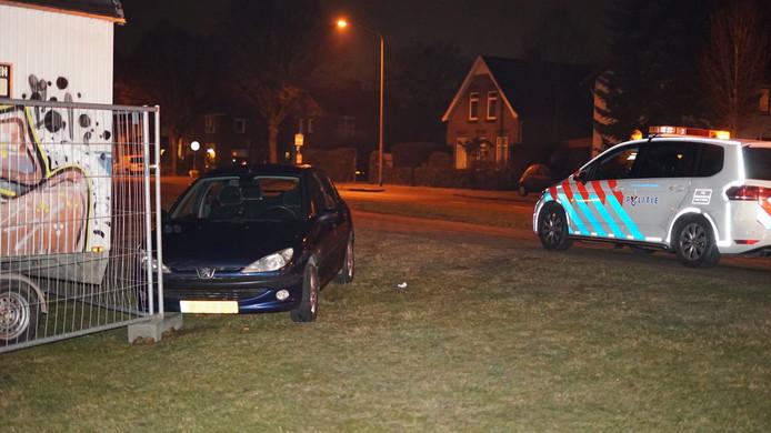 Een automobiliste is zondagavond rond 20.00 uur van de Muntweg in Nijmegen geraakt.