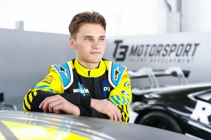 Esteban Muth, opnieuw sterk in zijn debuutjaar in DTM.