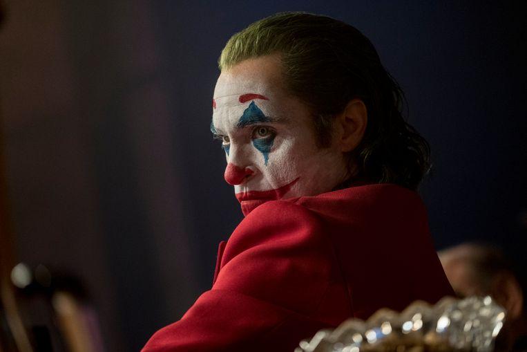 Joaquin Phoenix als The Joker