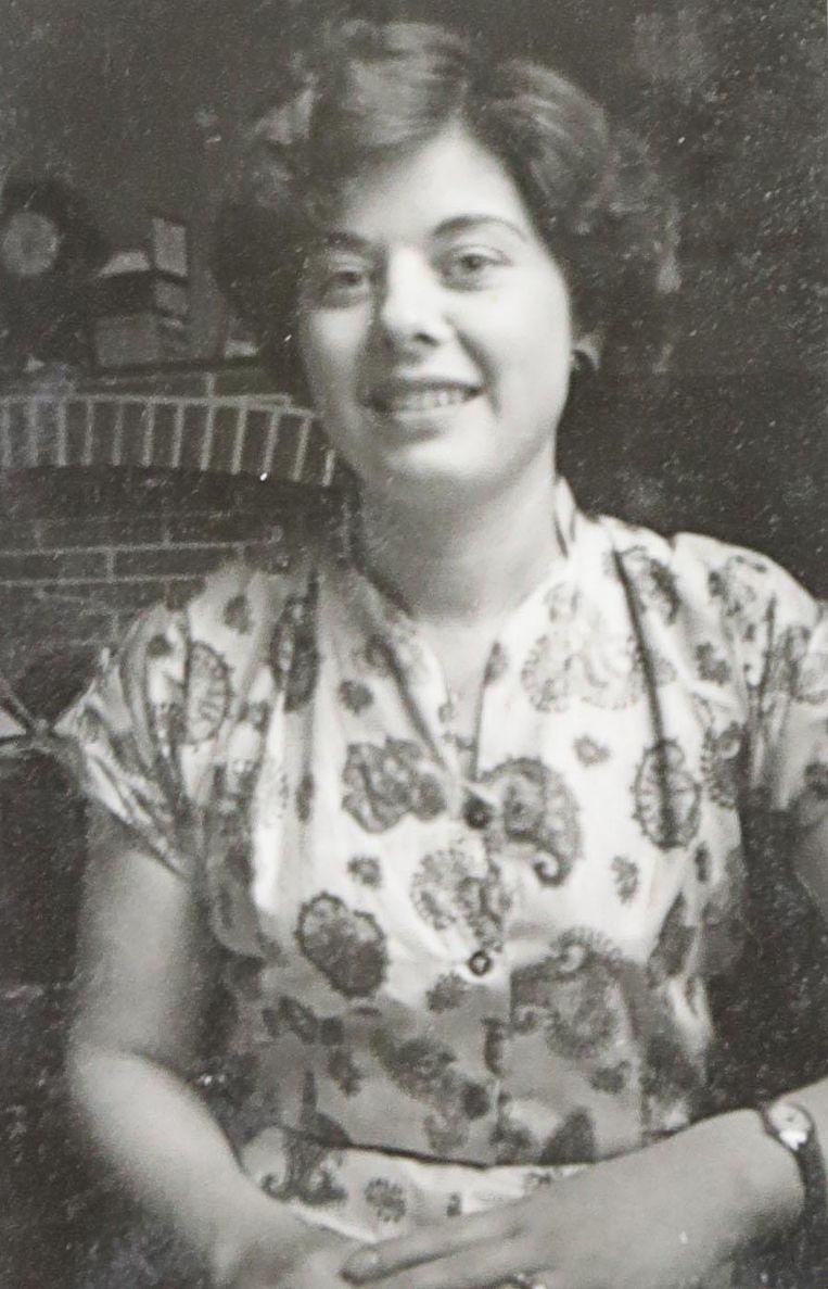 De moeder van Laraine is dit jaar overleden.
