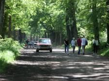Ruiter die boa omver reed en er vandoor ging in bos bij Baarn nog niet gevonden