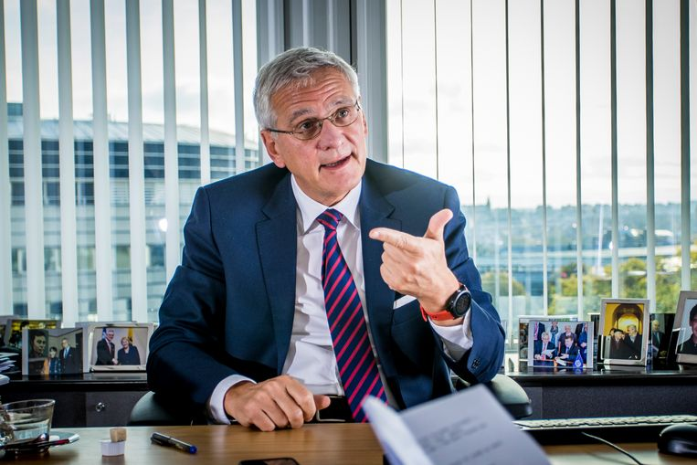Kris Peeters (CD&V) is sinds 2019 Europees parlementslid. Beeld Jan De Meuleneir/Photo News