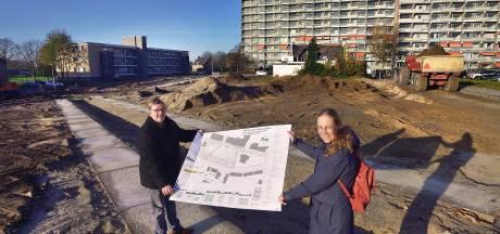 'Woestijn' in Bergen op Zoom wordt eindelijk Park Belvedère
