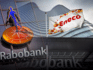 Rabobank is één van de vier gegadigden die energiebedrijf Eneco willen kopen.