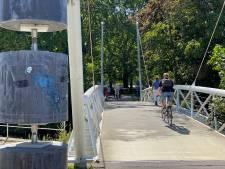 Brug aan Keizerspark drie weken afgesloten voor fietsers en voetgangers