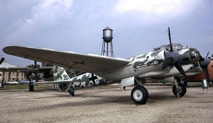 Zo zag het vliegtuig eruit dat in januari 1941 neergestort is in de buurt van de Klappenberg. Een Canadees komt naar Etten-Leur en Sprundel in de hoop meer te weten te komen over het lot van de bommenwerper.