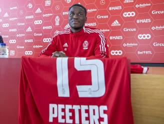 """Juve-huurling Daouda Peeters wil volgende stap zetten bij Standard: """"Ik wil voor grinta en power zorgen"""""""