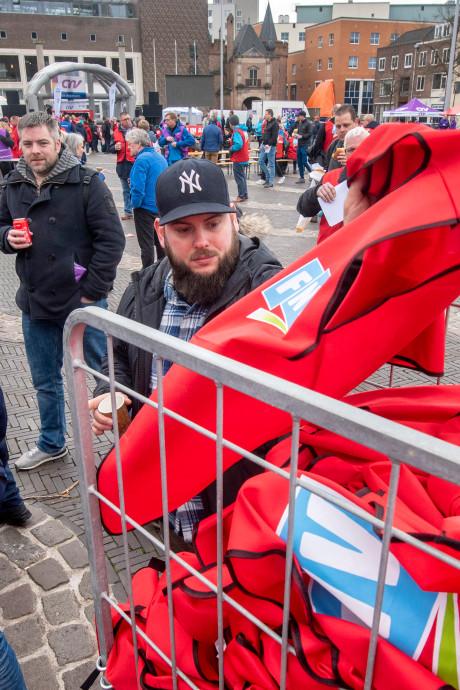 Schietpartij in Utrecht werpt schaduw over Arnhemse pensioenstaking: 'Actie voeren zou heel ongepast zijn'