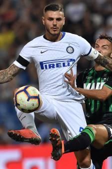 Internazionale bij competitiestart direct onderuit bij Sassuolo
