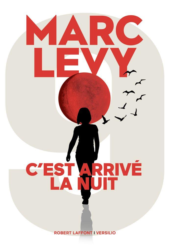 La couverture du nouveau roman de Marc Levy.